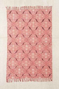 Magical Thinking Minu Worn Carpet Printed Rug - Urban Outfitters