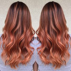 Fall balayage by @monicaprusa