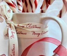 ... on Pinterest | Candy canes, Peppermint sticks and Candy cane christmas