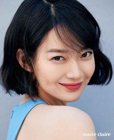 Shin min ah for marie claire korea 2017