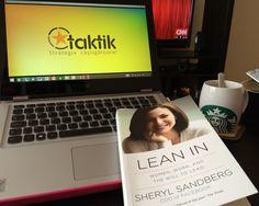 Lean In - a must read!