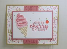Personally Yours: 10 Fabulous Stampin' Up! Samples: Fold Card Swaps