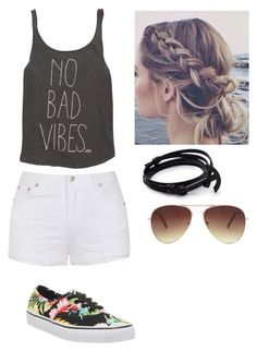 """Summer 2k16 "" by elsiewolfgramm on Polyvore featuring Ally Fashion, Vans, Billabong, Forever 21, women's clothing, women's fashion, women, female, woman and misses"