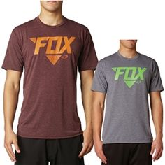 2014 Fox Racing Brecht Casual Motocross Mx Adult Men's Off-Road Tee