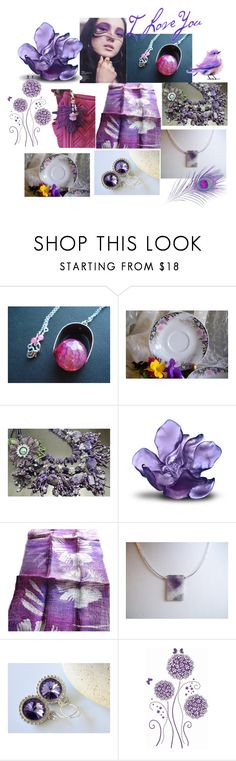 Lovely Gifts by anna-recycle on Polyvore featuring Daum, modern, rustic and vintage