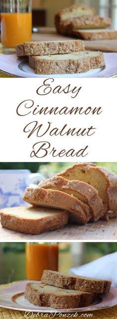 Pair a loaf of cinna