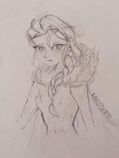 Elsa from frozen ❄️
