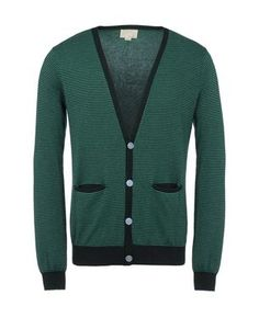 BAND OF OUTSIDERS Men - Sweaters - Cardigan BAND OF OUTSIDERS on thecorner.com