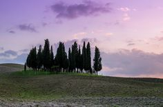 Tuscan Sunset by Gianluca Sgarriglia on 500px