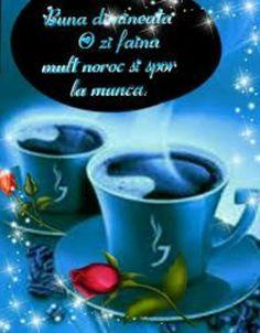 Imagini buni dimineata si o zi frumoasa pentru tine! - BunaDimineataImagini.ro Diy And Crafts, Mugs, Tableware, Dinnerware, Tumbler, Dishes, Mug, Place Settings