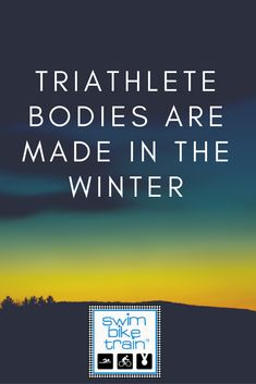 Sign up for an Off-Season Training plan and the Swim Bike Fuel program today! #triathlon #swimbikerun