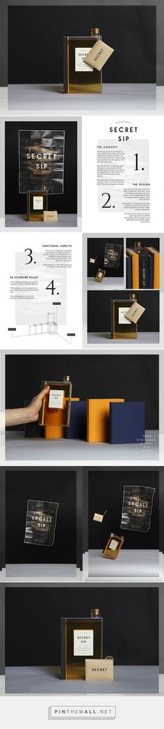 #Secret Sip #Whisky #concept designed by Kasperi Salovaara - now you know where to hide it - http://www.packagingoftheworld.com/2015/05/secret-sip-whisky-student-project.html