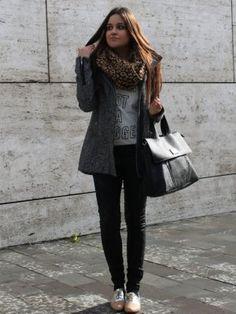 littleblackcoconut Outfit   Invierno 2012. Cómo vestirse y combinar según littleblackcoconut el 6-2-2013