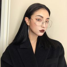 chic korean look
