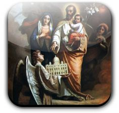 Day 2 – Novena in preparation for the Solemnity of St Joseph, spouse of the… Catholic Prayers, Catholic Art, Catholic Saints, Roman Catholic, Catholic Online, Religious Images, Religious Art, Image Jesus, Catholic Pictures