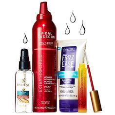 The All-Weather Guide to Amazing Hair - Sun, wind, humidity, and rain shouldn't ruin your 'do. Here's how to keep your hair gorgeous, whether there's a heat wave or a Polar Vortex.