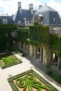As a parisian, it is one of my favorite museum!!! The Carnavalet Museum Gardens in Paris http://VIPsAccess.com/luxury-hotels-paris.html