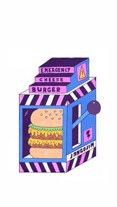 Gotta have a cheeseburger