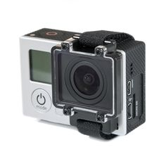 """#LayerLens for the #GoPro3 camera series features a hard and anti-reflective (""""AR"""") coated lens with an anti-smudge coating on the viewing sid..."""