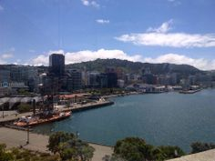 Wellington - New Zeeland  Credits - Ruth Borgjford