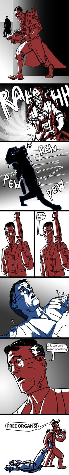 Doppelganger by InfamouslyDorky.deviantart.com on @DeviantArt