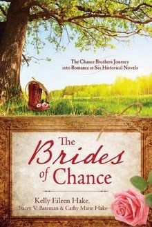 The Brides of Chance Collection:  The Chance Brothers Journey  into Romance in Six Historical Novels  by Multiple Authors  http://www.faithfulreads.com/2014/11/mondays-christian-kindle-books-early.html