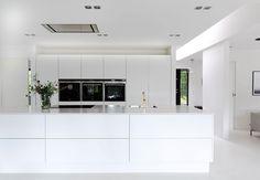 Køkkenet som hjertet i huset