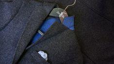 Neu: Der Monaco Blazer des Couture-Hauses und Maßateliers verbindet Münchner Lebensgefühl mit italienischer Eleganz Tweed, Monaco, Tie Clip, Cufflinks, Blazer, Couture, Accessories, Fashion, Shoulder Pads