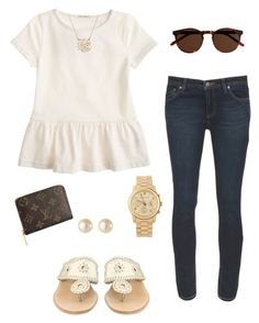 """""""Cute"""" by prepbythesea ❤ liked on Polyvore"""