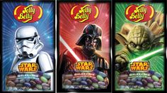 Introducing Star Wars Collection from Jelly Belly