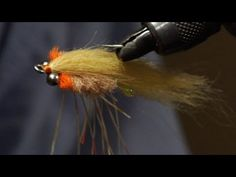 How to Tie Crab Flies for Saltwater Fly Fishing with Different Shaped Bodies. - YouTube