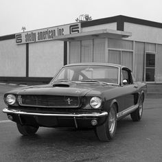 1966 Shelby Mustang GT350-S – Shelby American Collection