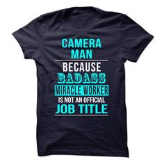 #t-shirts... Nice T-shirts  Camera Man - (CuaTshirts)  Design Description: If you dont like this design or want to get the t-shirt has your name, you can go to the search bar and find out the Tshirt you like!! OR if you want to have a unique t-shirt, please contact.... Check more at http://cuatshirts.com/automotive/best-deals-camera-man-cuatshirts.html