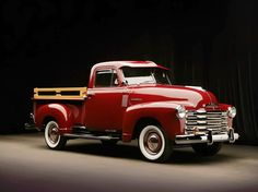 1951 Chevrolet Pickup                                                                                                                                                                                 Mais
