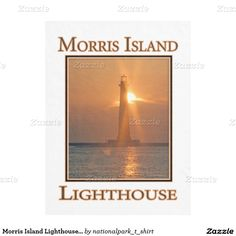 Morris Island Lighthouse Sunrise Folly Beach SC Fleece Blanket This souvenir style design features landscape travel photography of the lighthouse on the beautiful coastal Morris Island, SC USA at Folly Beach, SC. This beautiful photo has the bright yellow sunrise coming up behind the lighthouse with the reflection of the sun on the water.