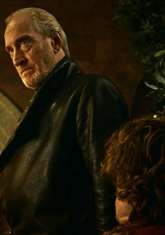 Tywin & Tyrion Lannister GOT S3E8
