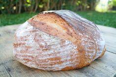 Chlebík z kvásku - Nelkafood recepty pre všetkých Food And Drink, Lose Weight, Bread, Baking, Recipes, Basket, Brot, Bakken, Recipies