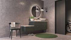 Rosendal - Strai kjøkken Bathroom Lighting, Mirror, Elegant, Furniture, Home Decor, Bathroom Light Fittings, Classy, Bathroom Vanity Lighting, Decoration Home