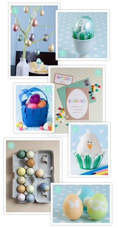 Easter Craft round up from onecharmingparty.com #easter