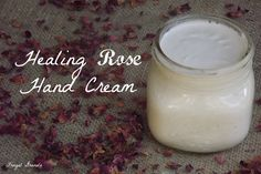 Healing Rose Hand Cream