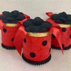 A LadyBug ganhou batatas pringles personalizadas... #festaladybug #personalizadosladybug #personalizadosdeluxo Festa Lady Bag, Lady Bob, Baby Bug, Ladybug Party, Miraculous Ladybug, Centre, Party Favors, Party Themes, Baby Shower