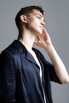 for Tann model management photographer Roman Mischuk   style, сlothes Andrey Semenskiy   model Eugen Ivanov   makeup & hair Kseniia Bogdanova