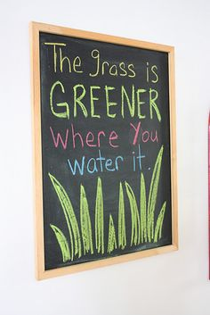 The grass is greener where you water it Best Sprinkler, Sprinkler Repair, Hunter Sprinkler, Water Quotes, Water Signs, Life Advice, Some Words, Sprinklers, Inspirational Quotes