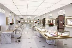 Jaff Jewellery Flagship Store by Design Overlay, Harbin – China » Retail Design Blog