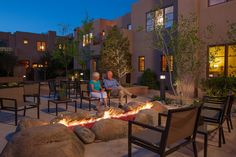 El Corazon Resort - Firepit