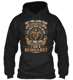 REINHARDT - Name Shirts #Reinhardt