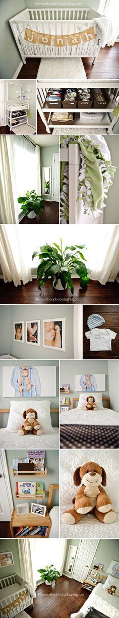 eco-friendly shared nursery