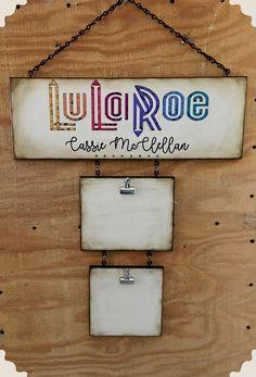 LuLaRoe-LulaRoe Consultant -LulaRoE party-llr-Llr sign-Picture-llr Sign-llr Business-Signs-Custom-Wood -LLR colors - Personalized LulaRoE by DeSiLuCoLLecTioN on Etsy https://www.etsy.com/listing/492434233/lularoe-lularoe-consultant-lularoe-party