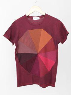 Colourwheel T-shirt, Correll Correll