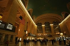 Guess who is turning a decade old?    Grand Central Terminal, New York, United States.